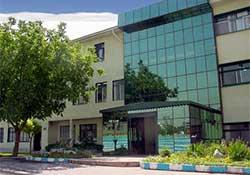 ساختمان شرکت آب و فاضلاب شهر تهران 1 - پروژه ها