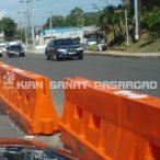 2 نیوجرسی بتنی ایمنی جاده راه نیوجرسی اتوبان  146x146 - (Jersey barrier) جداکننده نیوجرسی چیست؟