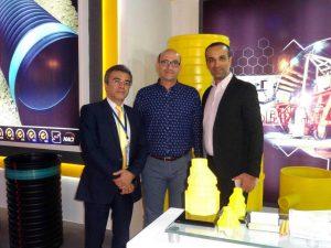 photo 2017 10 19 09 36 47 300x225 - سیزدهمین نمایشگاه صنعت آب و تاسیسات آب و فاضلاب