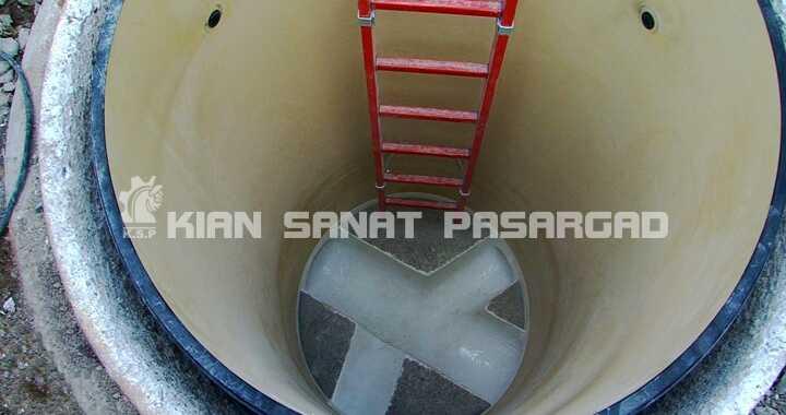 grp manhole - راهنمای نصب منهول - روش نصب