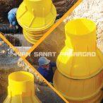 manhole 146x146 - کنترل کیفیت منهول پلی اتیلن