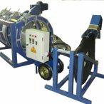 انواع دستگاه جوش پلی اتیلنی تمام هیدرولیک