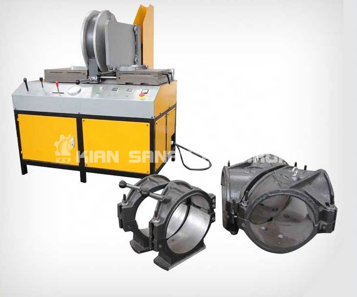 315 Hdpe Pipe Jointing Machine Multi Angle - دستگاه جوش پلی اتیلن هیدرولیک زاویه زن​