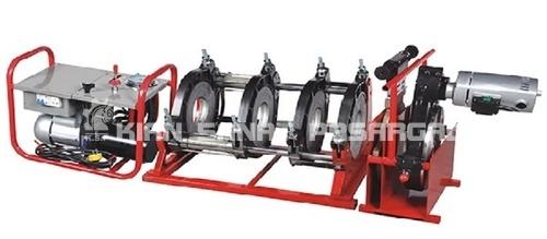 دستگاه جوش پلی اتیلن هیدرولیک 315