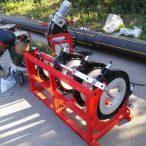 دستگاه جوش پلی اتیلن هیدرولیک  160