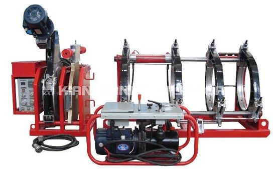 Hydraulic Butt Fusion Welding Machine SHD450 200 - دستگاه جوش پلی اتیلن(پلاستیک)
