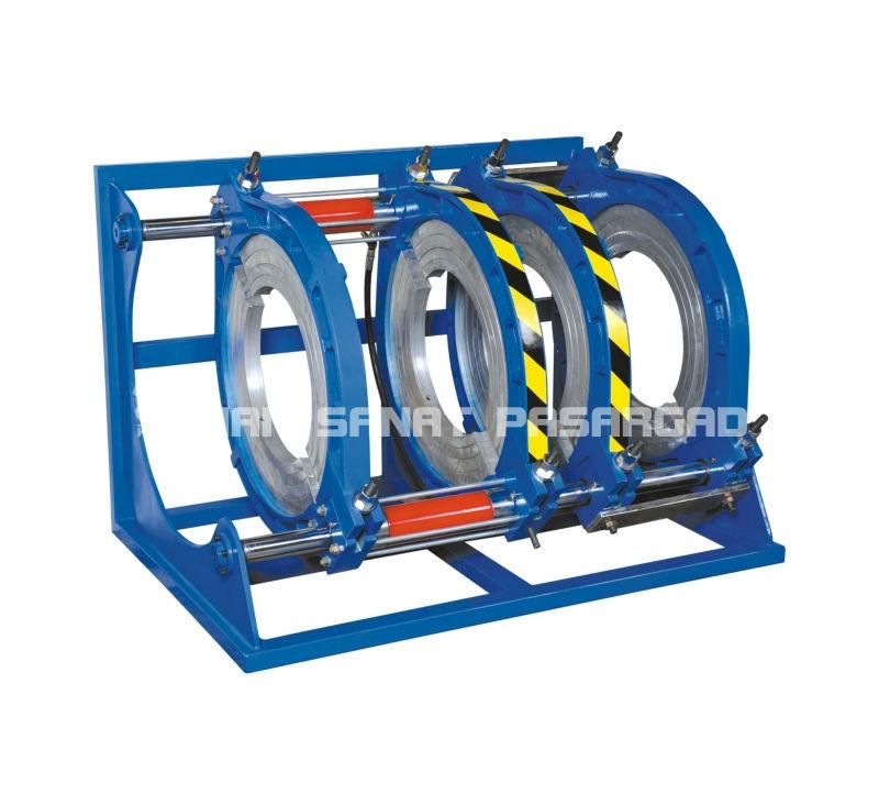 PE Pipes Hydraulic Welding Machine HDPE Pipelines - دستگاه جوش پلی اتیلن هیدرولیک 250