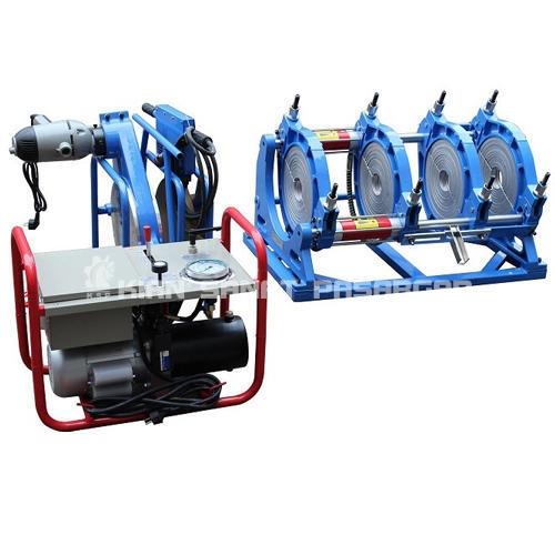 hdpe hydraulic pipe welding machine 500x500 - دستگاه جوش پلی اتیلن نیمه هیدرولیک