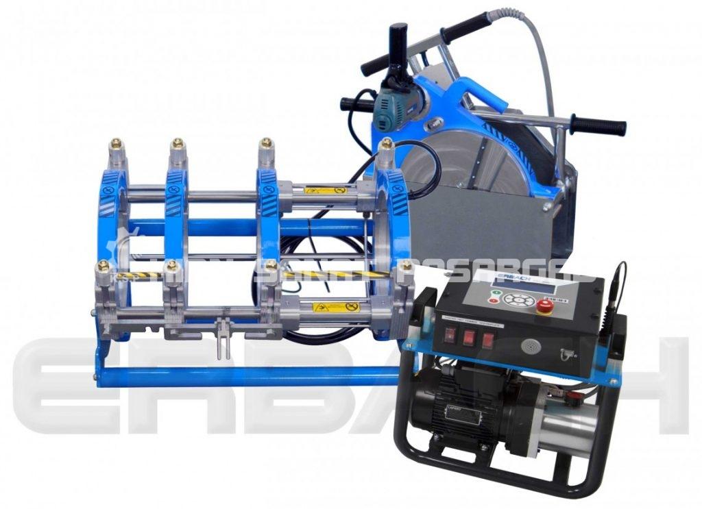 Erbach T 315 cnc A wm sm 1024x743 - دستگاه جوش پلی اتیلن نیمه هیدرولیک
