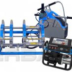 دستگاه جوش پلی اتیلن نیمه هیدرولیک 250