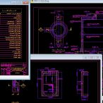 نقشه منهول 146x146 - روش نصب سپتیک تانک