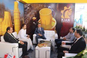 14th Iran International Water Wastewater Exhibition October 2018 20 300x200 - کیان صنعت پاسارگاد در چهاردهمین نمايشگاه صنعت آب و فاضلاب ايران