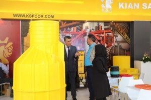 14th Iran International Water Wastewater Exhibition October 2018 33 300x200 - کیان صنعت پاسارگاد در چهاردهمین نمايشگاه صنعت آب و فاضلاب ايران