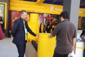 14th Iran International Water Wastewater Exhibition October 2018 37 300x200 - کیان صنعت پاسارگاد در چهاردهمین نمايشگاه صنعت آب و فاضلاب ايران