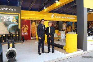 14th Iran International Water Wastewater Exhibition October 2018 42 300x200 - کیان صنعت پاسارگاد در چهاردهمین نمايشگاه صنعت آب و فاضلاب ايران