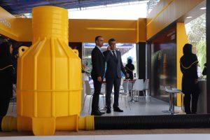 14th Iran International Water Wastewater Exhibition October 2018 53 300x200 - کیان صنعت پاسارگاد در چهاردهمین نمايشگاه صنعت آب و فاضلاب ايران