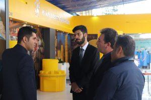 14th Iran International Water Wastewater Exhibition October 2018 54 300x200 - کیان صنعت پاسارگاد در چهاردهمین نمايشگاه صنعت آب و فاضلاب ايران