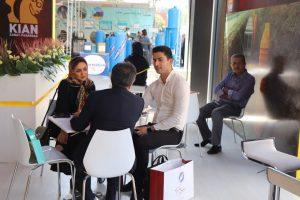 14th Iran International Water Wastewater Exhibition October 2018 6 300x200 - کیان صنعت پاسارگاد در چهاردهمین نمايشگاه صنعت آب و فاضلاب ايران